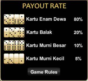 Jackpot Kartu Spesial Domino Online