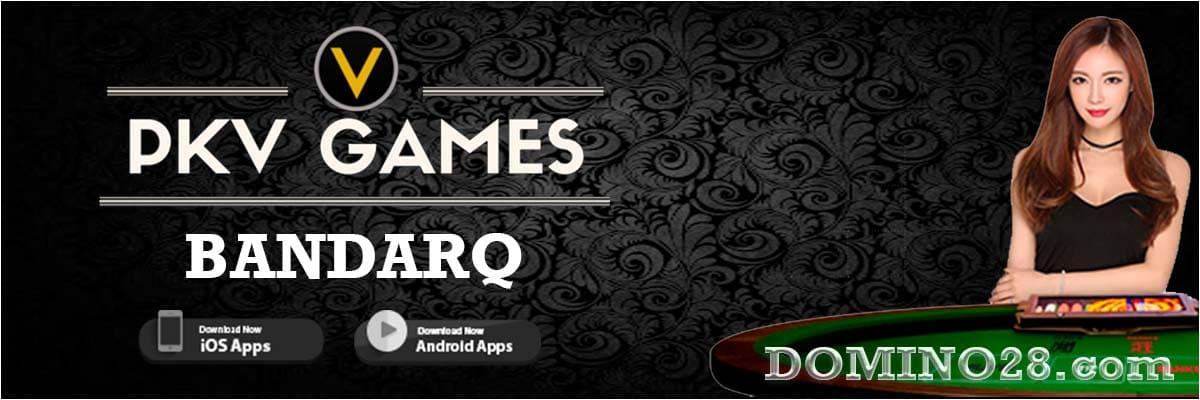 BandarQ Online PKV Games